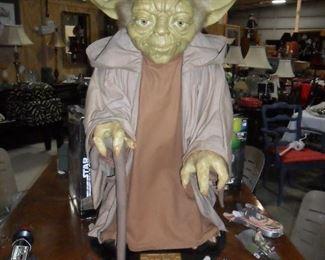 Large Yoda