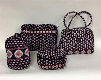Vera Bradley 6 piece Luggage Set