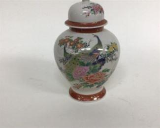 Porcelain Satsuma Jar, Japan