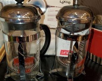 Bodum, French Press, single cups