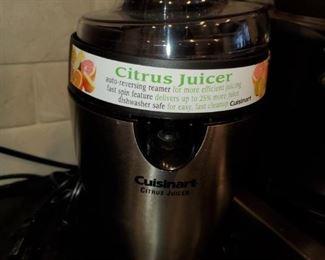 Cuisinart, Citrus Juicer