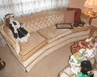 Sofa, loveseat set