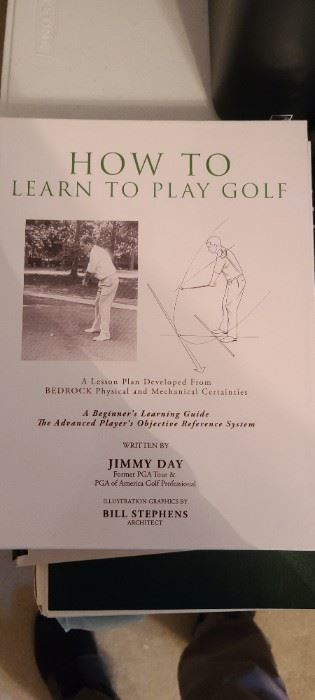 How To Learn to Play Golf by Jimmy Day