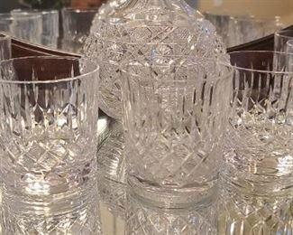 Edinburgh Crystal Rock Glasses