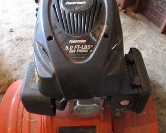 Powermate Roto Tiller