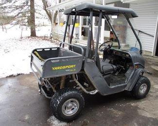 Yardsport ATV