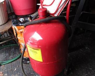 Pressure Tank Sand Blaster
