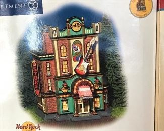 Dept. 56 - Snow Village pieces in their original boxes (several to choose from)