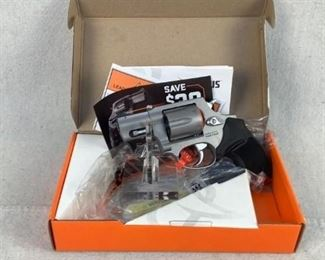 """Mfg - Taurus Model - 856 .38 special Barrel - 2"""" Capacity - 6 Type - Revolver, Double Action Located in Chattanooga, TN Condition - 1 - New This lot contains a Taurus 856 revolver chambered in .38 special. It is new in factory box."""