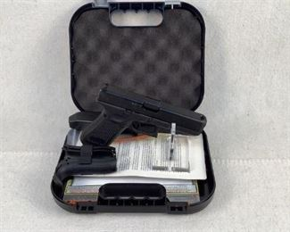"""Serial - BRWH863 Mfg - Glock Model - 17 Gen 5 MOS Caliber - 9mm Luger Barrel - 4.48"""" Capacity - 17+1 Magazines - 3 Type - Pistol Located in Chattanooga, TN Condition - 1 - New This is a new in box Glock 17 Gen 5 MOS, the MOS designation of this pistol means the slide is cut to accept a large list of optics. This pistol comes with 3 magazines, factory loader, and the MOS plates for mounting many different optics."""