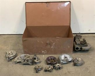 Located in: Chattanooga, TN MFG Parker Bender **Sold as is Where is**  SKU: K-3-B