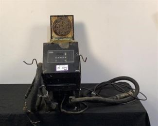 Located in: Chattanooga, TN MFG Nordson Model 367642 Ser# SBO3D00003 Power (V-A-W-P) 230 Volts, 25 Amps, 50/60 Amps Glue Machine *Sold As Is Where Is*  SKU: J-2-A Unable to Test