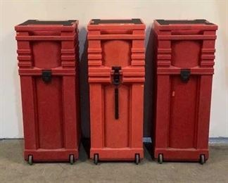 Located in: Chattanooga, TN MFG Normadic Trade Show Cases & Display **Sold As Is Where Is**