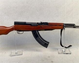 """Serial - 24005944L Mfg - Norinco Model - SKS Caliber - 7.62x39mm Barrel - 20"""" Magazines - 1 Type - Rifle, Semi Automatic Located in Chattanooga, TN Condition - 3 - Light Wear This lot contains a very nice example of a Norinco SKS. This rifle is chambered in 7.62X39 and comes with one 30 round magazine.  (LEO SEARCH & SEIZURE)"""