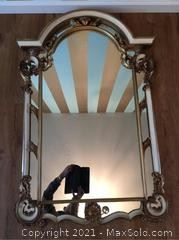 Vintage Decorative Mirror