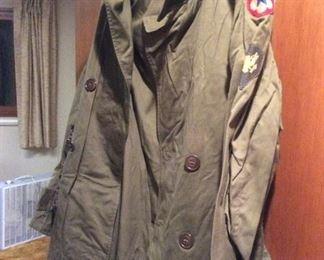 Army Issued Jacket