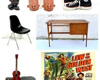 Vintage Furniture Decor Sale