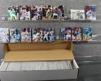 Complete Set 1994 Flair Baseball Series I and II Alex Rodriguez RC 450 Cards