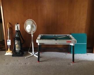 Vacuum, Fan Sold