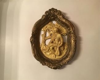 Plaster Wall Plaques
