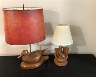 Birds of Light Lamps