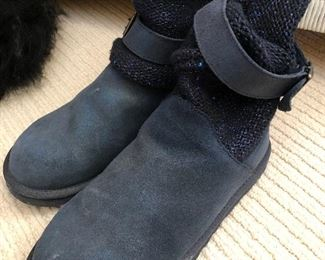 Ugg boots size 8 - $40