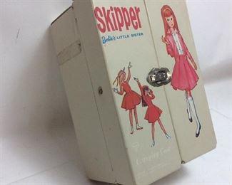 1964 SKIPPER BARBIE DOLLS SISTER DOLL BOX