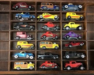 21 VINTAGE HOT WHEELS CARS