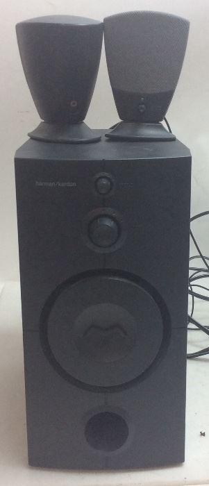 HARMON KARDON SOUND SYSTEM
