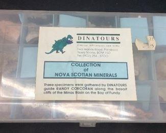 Dinatours Novascotian Minerals