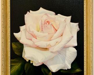 Deborah Bigeleisen Large oil on Canvas
