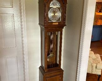 Grandfather Clock(As Is)
