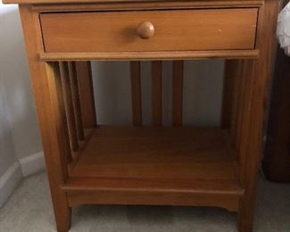 Thomasville Impressions bedside tables (2)
