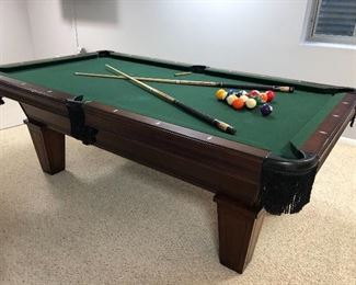 Pool Table - available for presale - text for more info and price