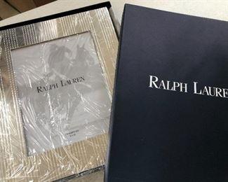 Ralph Lauren frame NIB