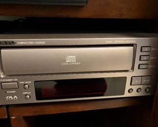 Onkyo stereo components