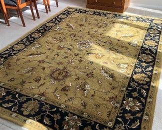 Wool 8x11 rug