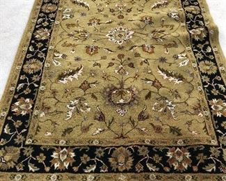 Wool 6x9 rug