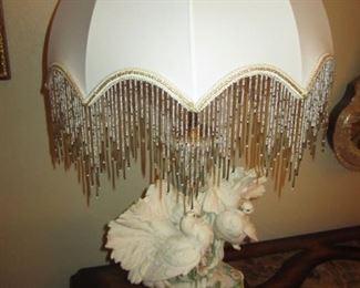 LAMP DOVE BY ARMANI