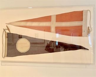 WWI & WWII Signal Flags