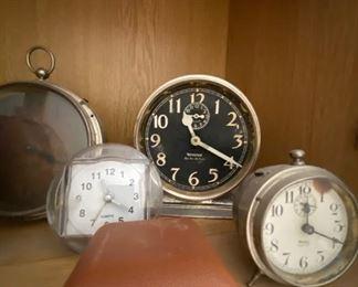 Westclox Big Ben In Collectible Alarm Clocks (Pre-1930)