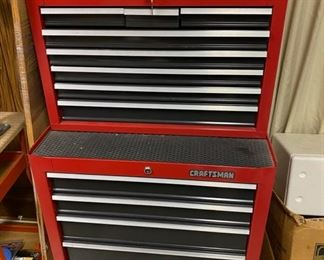 11 drawer Craftsman Tool Chest