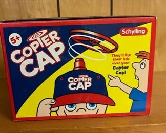 Schylling Copter Cap