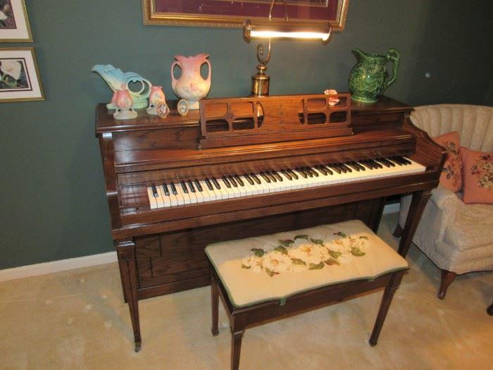 Pristine Werlein piano