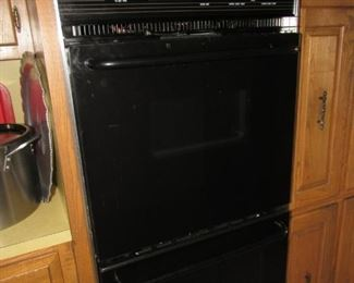 Maytag double oven