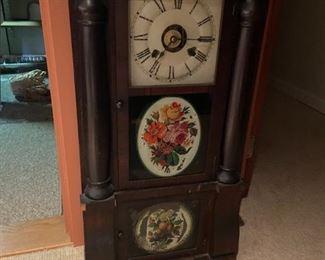 Clock doesn't run. $95.00
