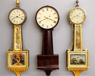 Good American Banjo Clocks