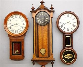 Howard Wall Clocks
