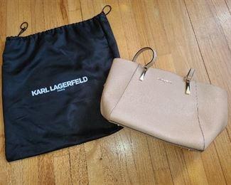 Karl Lagerfeld Pocketbook (PRACTICALLY BRAND NEW!)