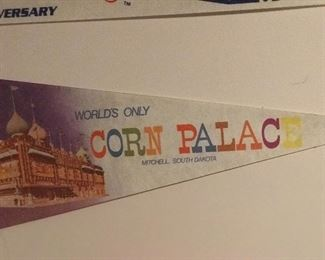 "Have you ever been to the ""Corn Palace"" in South Dakota?  I have..long time ago.  worth the trip"